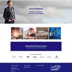 Web de Asociación de Corredores COJEBRO