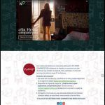 Acción promocional de la película EL SR. HENRI COMPARTE PISO