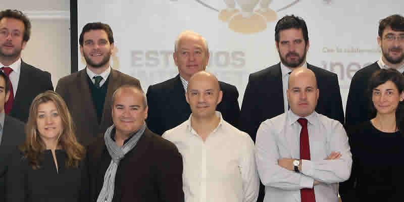 Jesús García Fernández en Presentación de Estudio de Aseguradoras en Inese