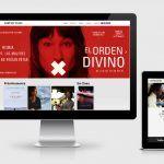 Portal corporativo de la distribuidora de cine SurtseyFilms
