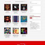 Web oficial De Discográfica Larvin Music