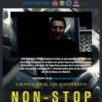 Estrategia Digital en el estreno de NON STOP