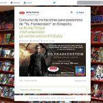 Marketing Digital en estreno de YO, FRANKENSTEIN