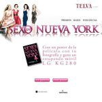 Estrategia de Marketing para estreno en cines de SEXO EN NUEVA YORK