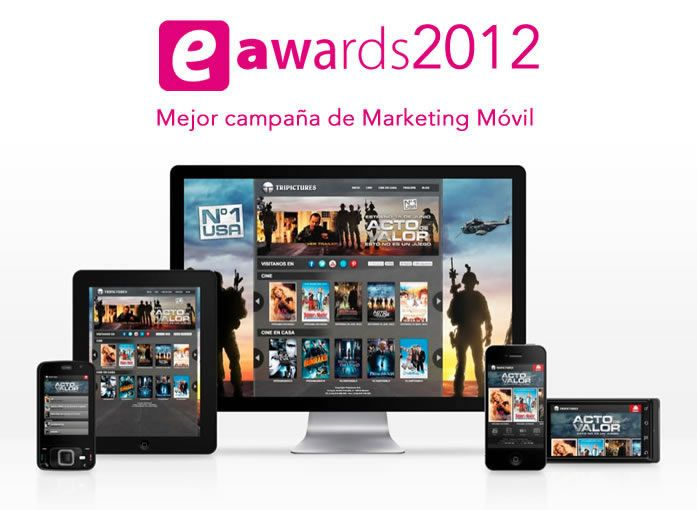 Premio Eawards 2012 - Jesús García Fernandez - Consultor de Marketing Digital