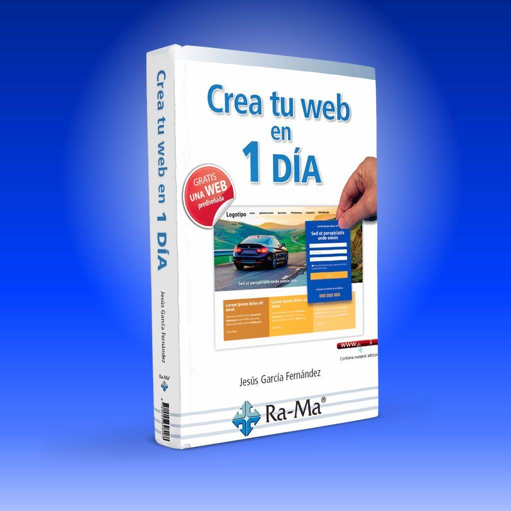 Libro Crea tu Web en 1 día